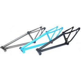 "MTB MTB/MTB Cykel / Ramar ""Black Market Contraband 21.5 Ram - Svart"""