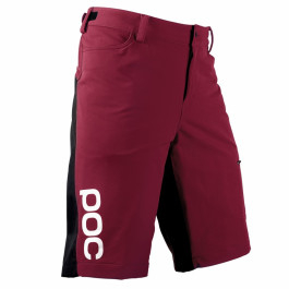 """MTB MTB/Kläder MTB/POC """"Shorts Flow Bolder Red"""""""