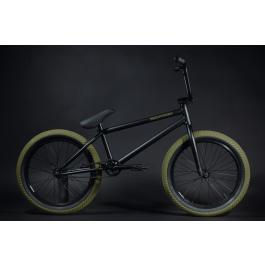 """BMX/BMX Cyklar BMX MELLANDAGSREA """"Flybikes 2016, Neutron Bike 20,6"""""""" , Svart (Flat Black)"""""""