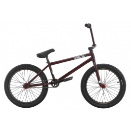 "BMX/​BMX Cyklar BMX SUBROSA BLOW OUT MELLANDAGSREA ""Subrosa 2016 Arum 20,5"""", Black/​Red Crackle"""