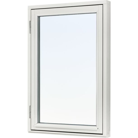 Fönster Trä Sidohängt 1-luft
