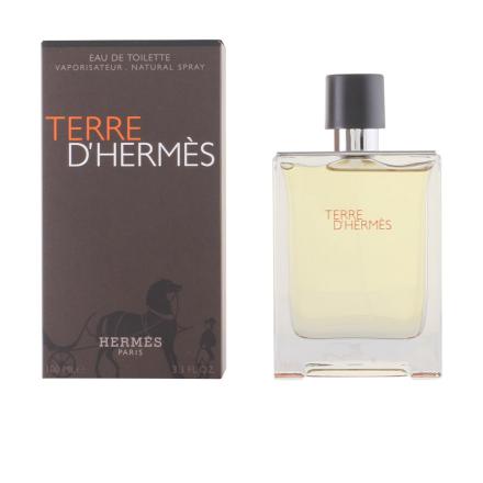 Hermes Terre D'hermes Edt Spray 100 Ml