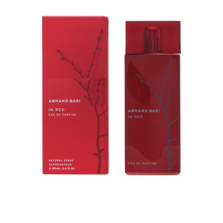 Armand Basi In Red Edp Spray 100 Ml