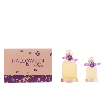 Jesus Del Pozo Halloween Fleur Bundle Pack 2 Pieces. Edt Spray 100 Ml