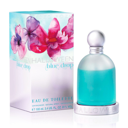 Jesus Del Pozo Halloween Blue Drop Edt Spray 100 Ml