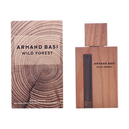 Armand Basi Wild Forest Edt Spray 50 Ml