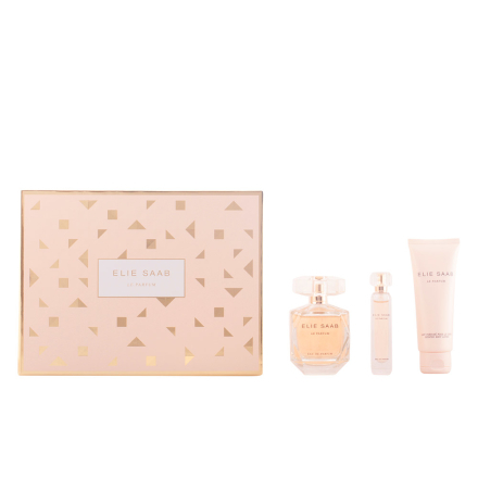 Elie Saab Bundle Pack 3pcs. Eau De Perfume Vaporizer 90 Ml + Body
