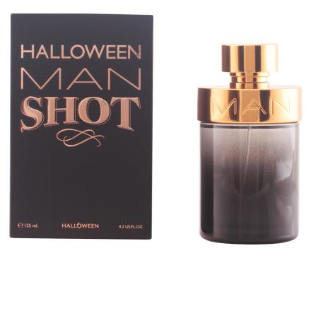 Jesus Del Pozo Halloween Shot Man Edt Spray 125 Ml
