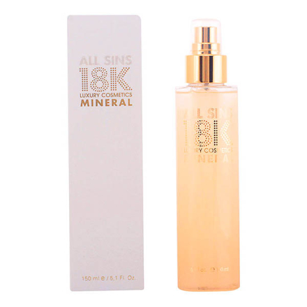 All Sins 18k - ALL SINS 18K mineral 150 ml