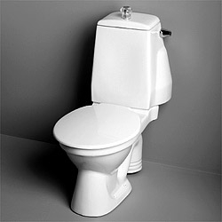 Gustavsberg Toalettstol 305 Barn-wc Standardsits Med Lock