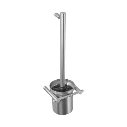 Beslag Design Toalettborste CL 232 rostfritt