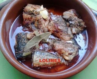 Recetas de jureles en escabeche mytaste for Cocinar jurel