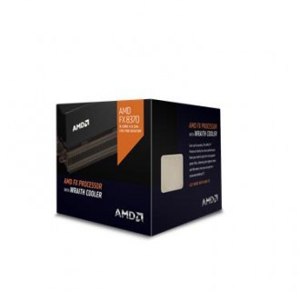 AMD FX-8350 8C 4-0GHz 16MB- AM3--125W- Wraith Cooler