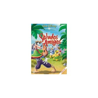 Kalle Anka och Långben i Sydamerika - Disneyklassiker 6