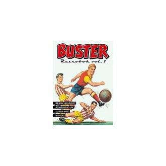 Buster - Retrobok vol 1