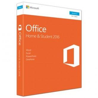 Microsoft- Office Home - Student 2016 Win Swedish Eurozone 1 License