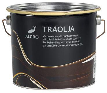TRÄOLJA ALCRO 2,7 LITER