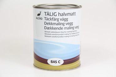 TÅLIG HALVMATT BAS C 0,9L