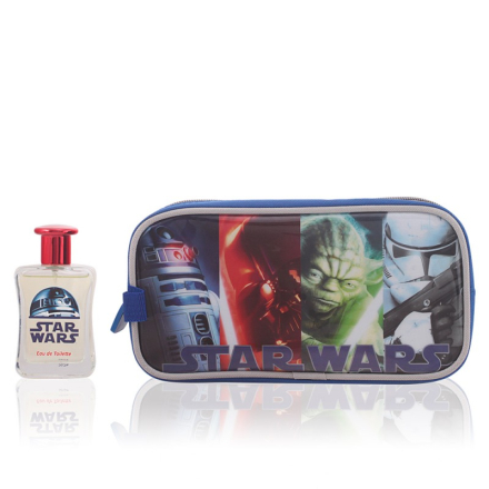 Star Wars Bundle Pack 2 Pieces: Star Wars Edt + Neceser