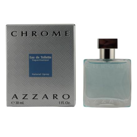 Azzaro Chrome Edt Spray 30 Ml