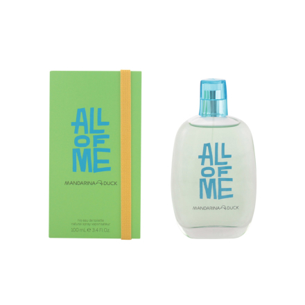 Mandarina Duck All Of Me Men Edt Spray 100 Ml