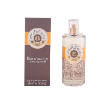 Roger & Gallet Bois D'orange Eau Fresh Parfumée Spray 200 Ml