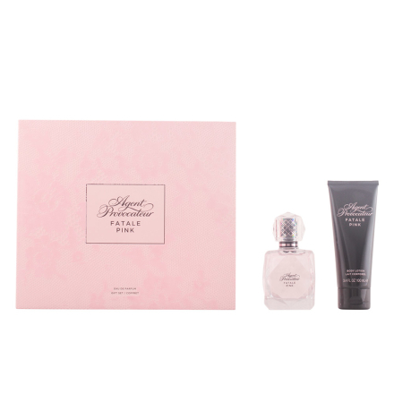 Agent Provocateur Fatale Pink Bundle Pack 2pcs. Eau De Perfume Vaporizer 50