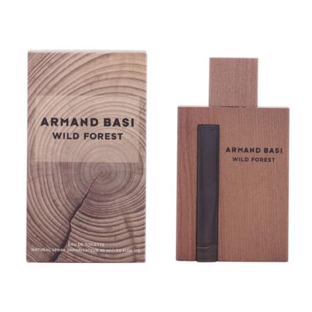 Armand Basi Wild Forest Edt Spray 90 Ml