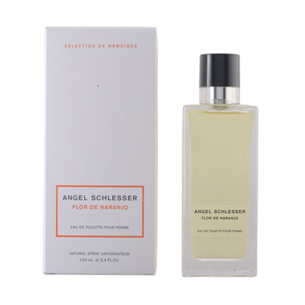 Angel Schlesser Flor Orange Tree Femme Edt Spray 100 Ml