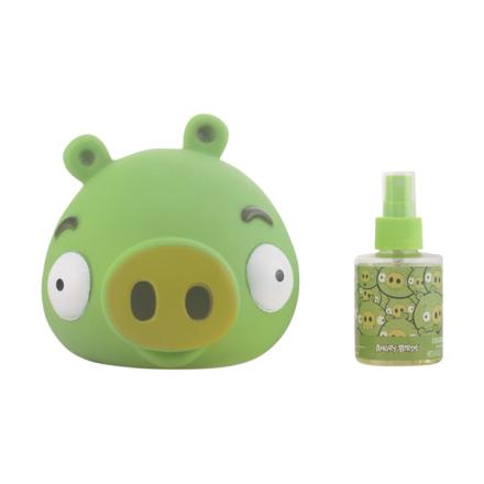 Angry Birds - ANGRY BIRDS GREEN edt vaporizador 100 ml