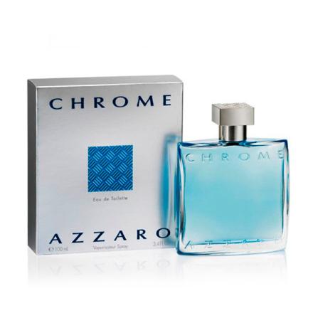 Azzaro Chrome Edt Spray 100 Ml