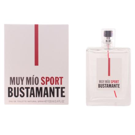 Bustamante Muy Mio Sport Edt Spray 100 Ml