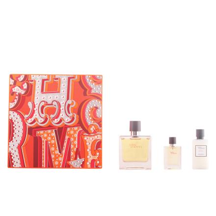 Hermes Terre D'hermes Bundle Pack 3pcs. Eau De Perfume Vaporizer 75