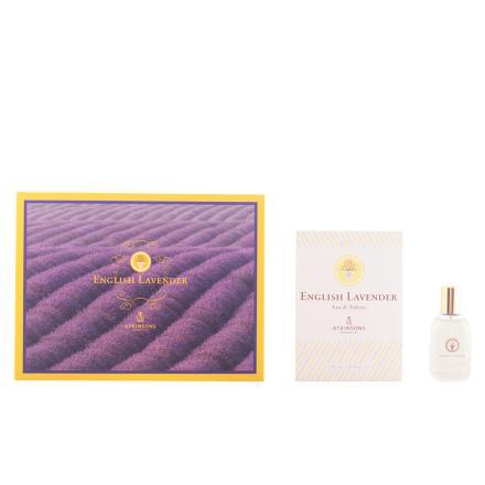 Atkinsons English Lavender Bundle Pack 2pcs. Eau De Toilette Vaporizer 150