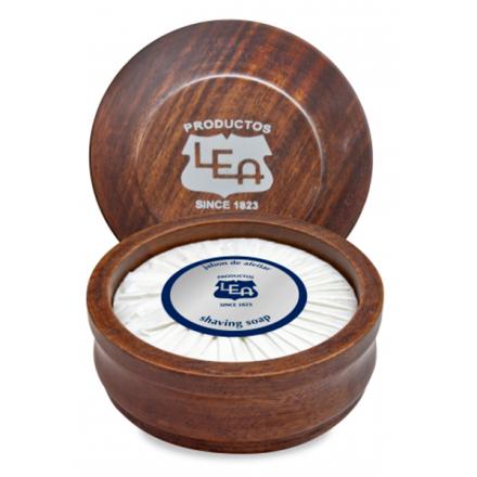 Lea - LEA CLASSIC shaving soap in wooden bowl 100 ml