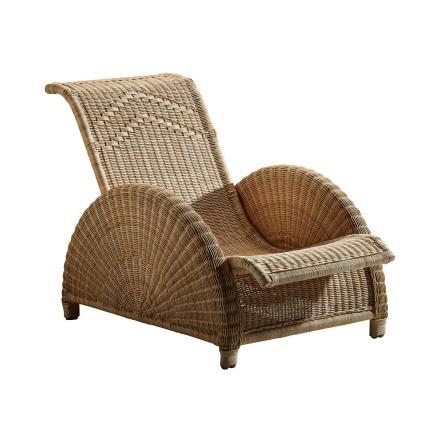 Paris stol outdoor - Med dyna