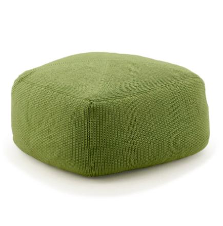 Divine fotpall grön