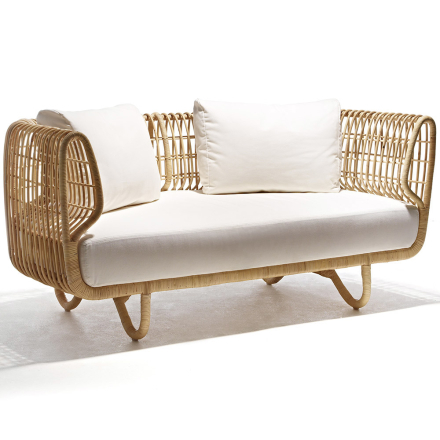 Nest soffa inkl. dyna