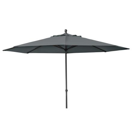 Easy Track parasoll Ø 3 m grå