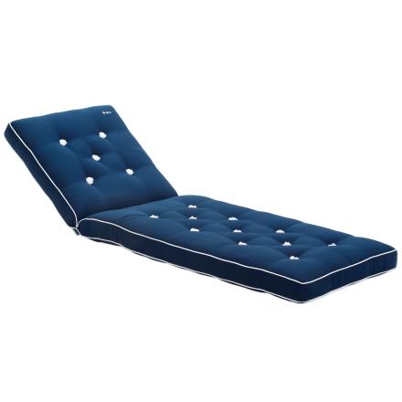 Fri Form liggvagnsdyna mörkblå