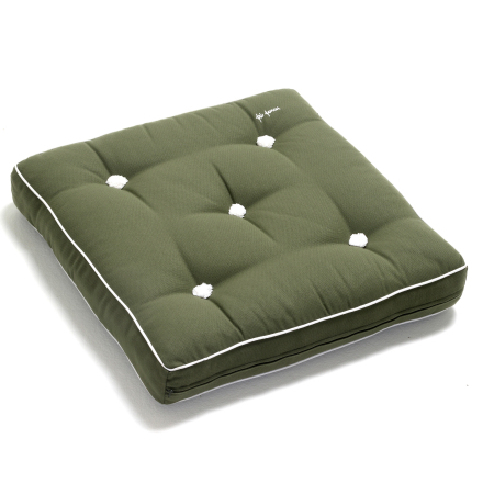 Fri Form dyna 55x55 cm khakigrön