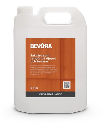 ;Bevara: Takvård 5 liter
