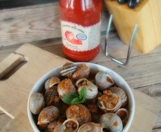 Ricette di come congelare le lumache mytaste for Cucinare le lumache