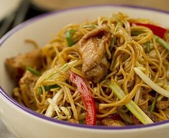 Recetas de como cocinar fideos de arroz fritos mytaste for Cocinar fideos de arroz