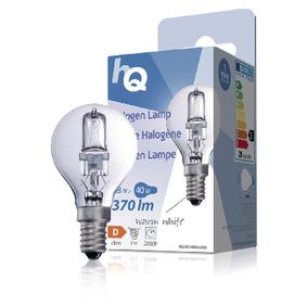 ;HQ Halogen Lampa E14 Kulor 28 W 370 lm 2800 K