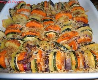 Ricette di come cucinare le zucchine gialle mytaste - Cucinare patate americane ...