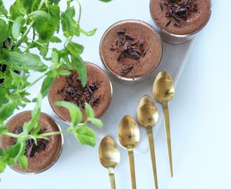 Laktosefri sjokolademousse oppskrifter - myTaste