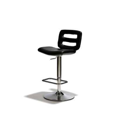 Chairs + More Barstol Seoul Svart