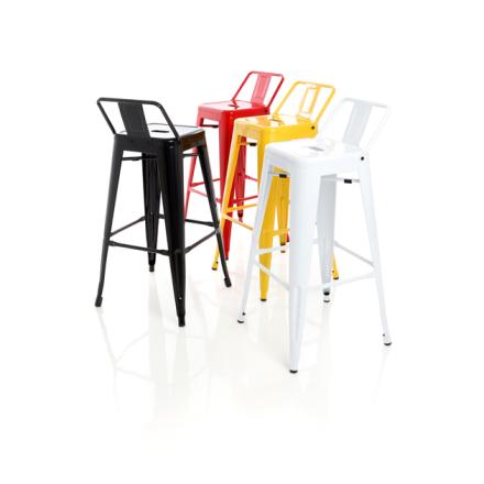 Chairs + More Barstol Ferrara Vit