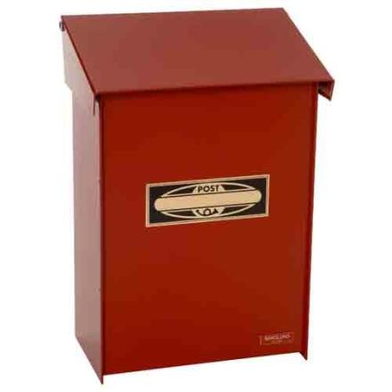 Berglund Postlåda Stil 95 Röd